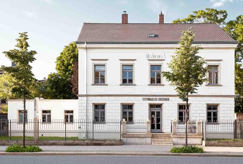 Architekturfotograf Ken Wagner, Büro Citymakler Dresden