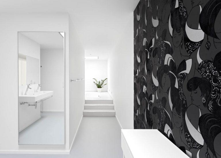 Architekturfotograf Ken Wagner Steimle Architekten aus Stuttgart, Badezimmer