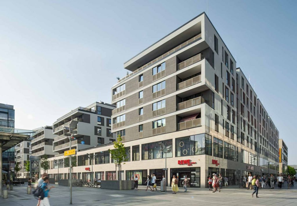Architekturfotograf Ken Wagner, Prager Caree Hbf Dresden