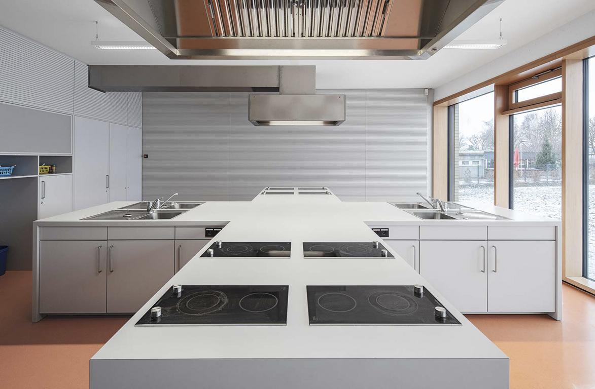 Architekturfotograf Batimet Küchen Oberschule