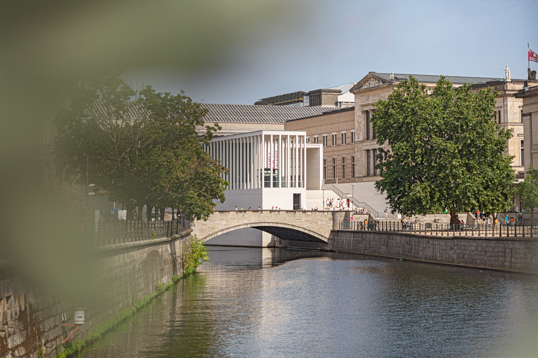 James Simon Galerie in Berlin Architekturfotograf Ken Wagner