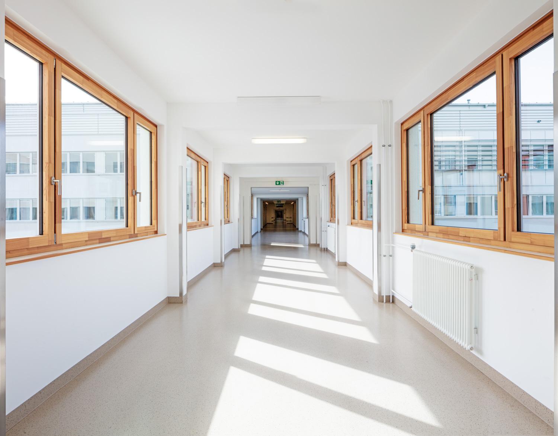 Architekturfotograf für die Firma Batimet Ken Wagner Carl Thiem Klinik