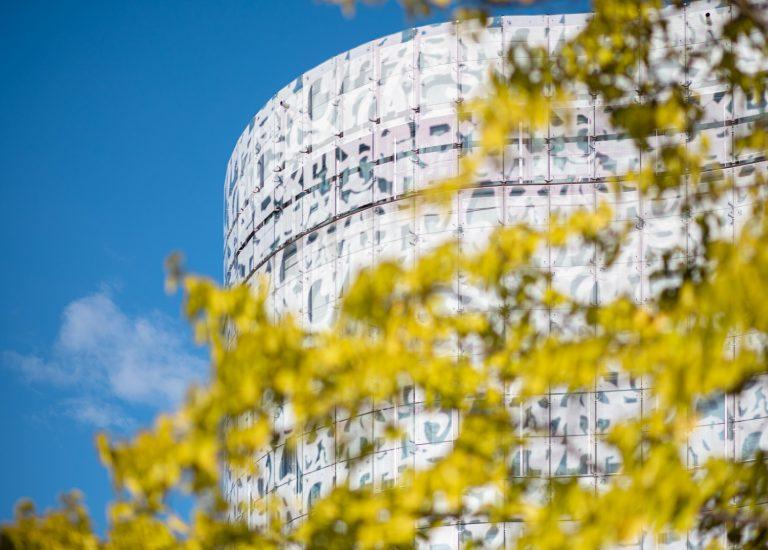 Cottbus Bibliothek als Architekturfotograf Ken Wagner