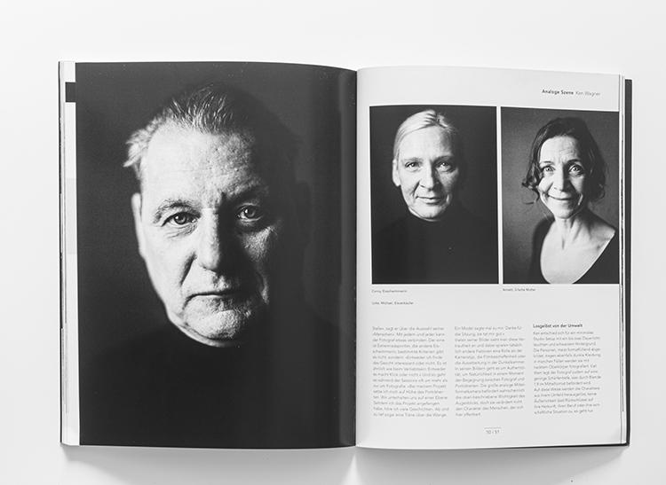 Fotoprojekt Mensch Sein, Ken Wagner Schwarzweißmagazin