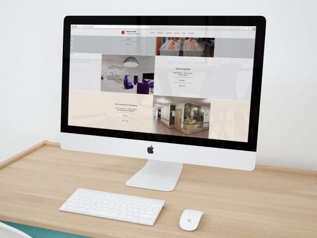 Eike Enke - Innenarchitektin - Batimet - Webseite