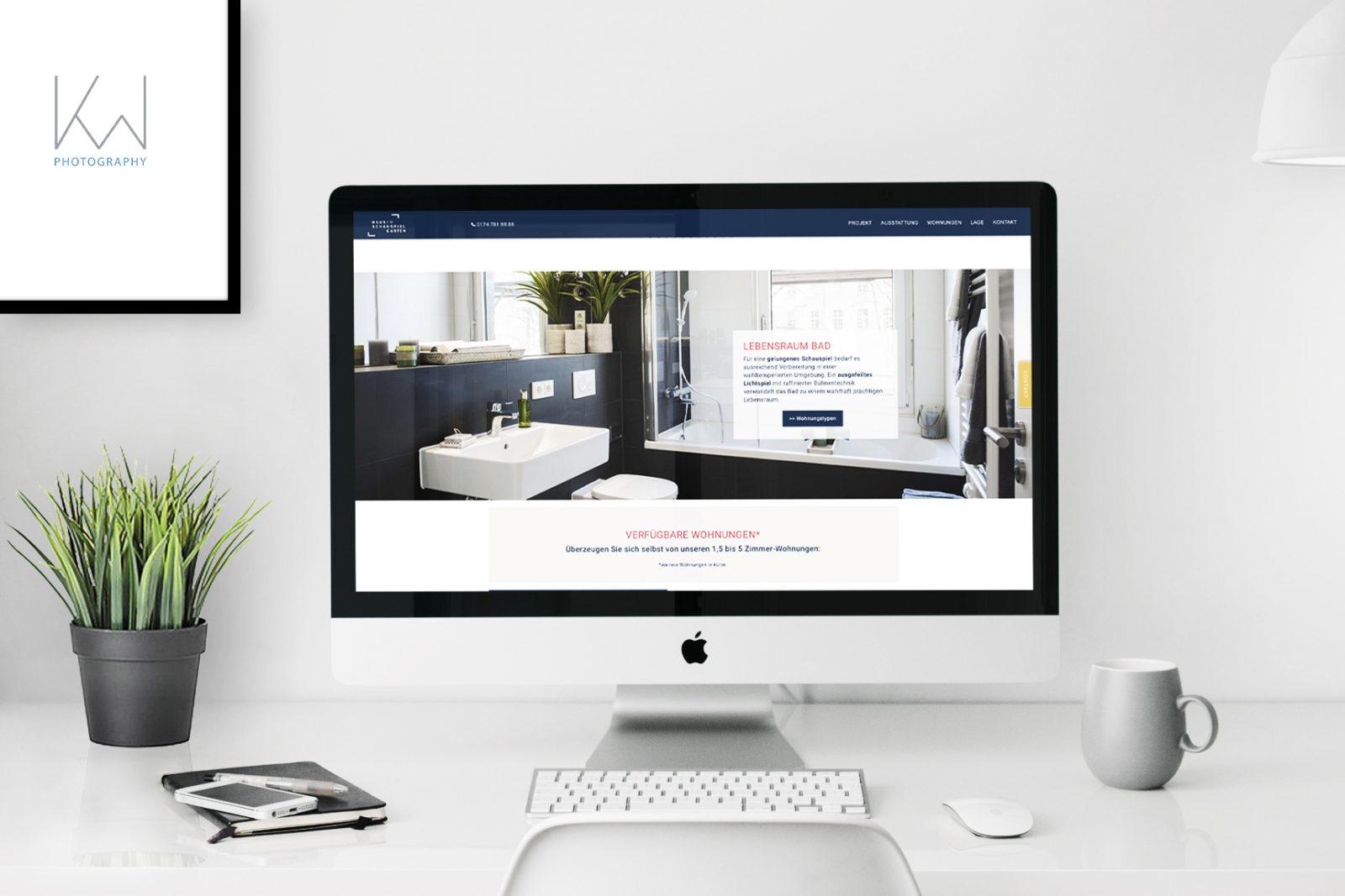 Webseite von Revitalis - Fotograf Ken Wagner