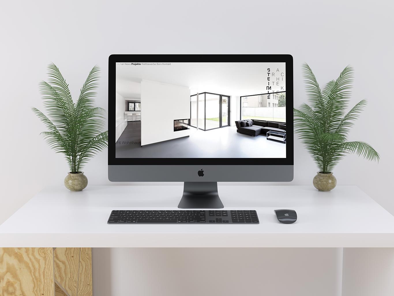 Publikation Steimle Architekten aus Stuttgart als Architekturfotograf