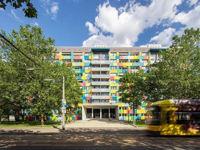 Architekturfotografie von der Marchnerstraße