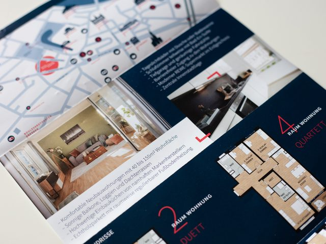 Flyer von Revitalis Prager Carree - Architekturfotografie Ken Wagner