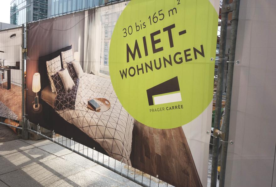 Banner von Revitalis Prager Carree - Architekturfotografie Ken Wagner
