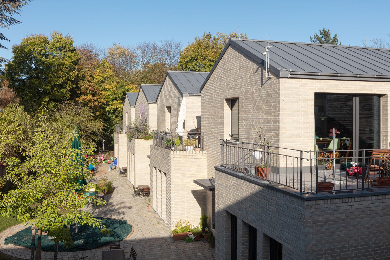 Architekturfotografie für Batimet in Köln St Rochus Wohnungen