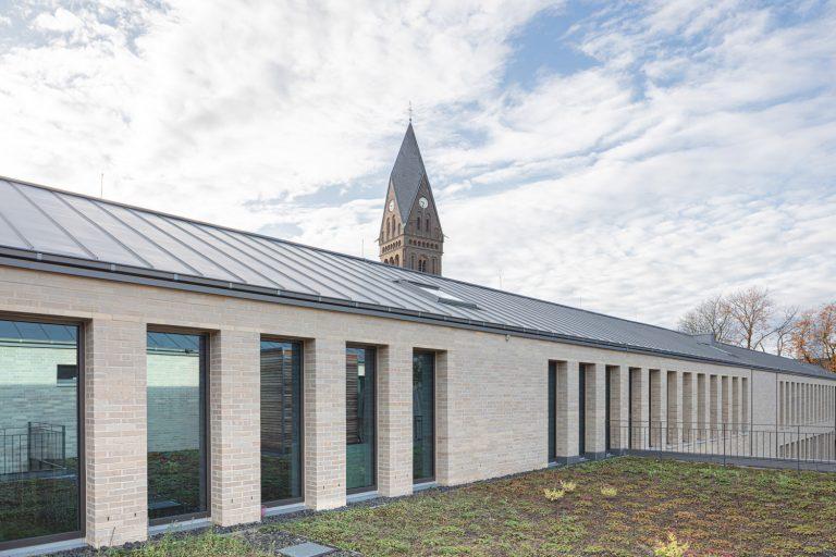 Architekturfotografie für Batimet in Köln St Rochus