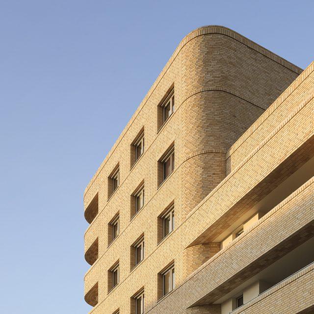 Architekturfotograf Ken Wagner, WGJ Mehrfamilienhaus, Architekt Peter Zirkel