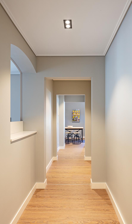 Immobilienfotograf Ken Wagner, Raumkunst, Airnb Wohnung, Esstisch