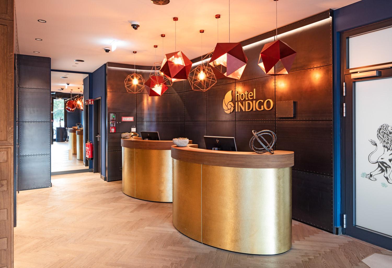 Architekturfotografie Hotel Indigo Dresden Schweriner Straße