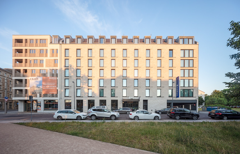 Immobilienfotografie Für Revitalis Wettiner Platz in Dresden
