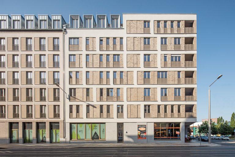 Architekturfotografie Schweriner Straße Dresden Revitalis Estate AG