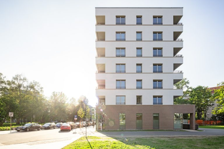 "Immobilienfotograf ""Haus am Schauspielhaus"" in Dresden"
