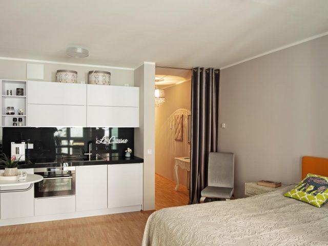 Immobilienfotografie Küche in Dresden