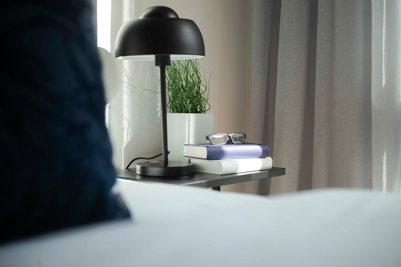 Details in einem Schlafzimmer