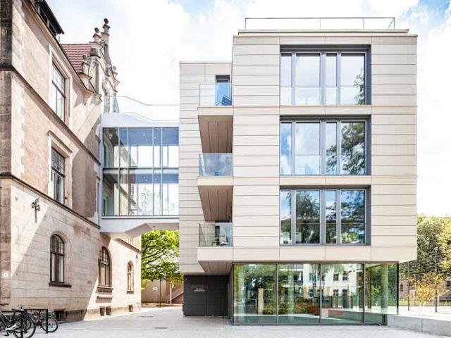 Kreuzchor Alumnat Architekturfotografie Dresden