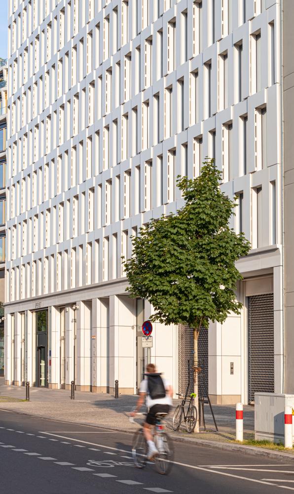 Upperwest am Kurfürstendamm im Sonnenuntergang - Upperwest am Kurfürstendamm - KSP Jürgen Engel Architekten Architekturfotograf Berlin