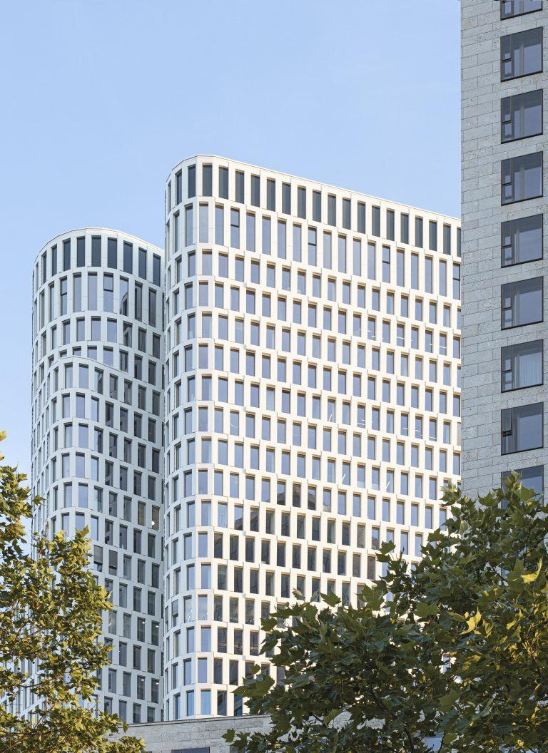 Upperwest am Kurfürstendamm - KSP Jürgen Engel Architekten Architekturfotograf Berlin