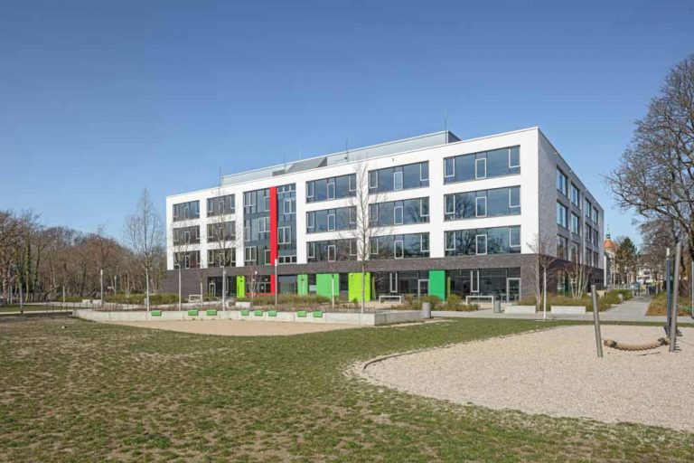 Gerda Tora Schule Leipzig Architekturfotograf Ken Wagner Alten Architekten