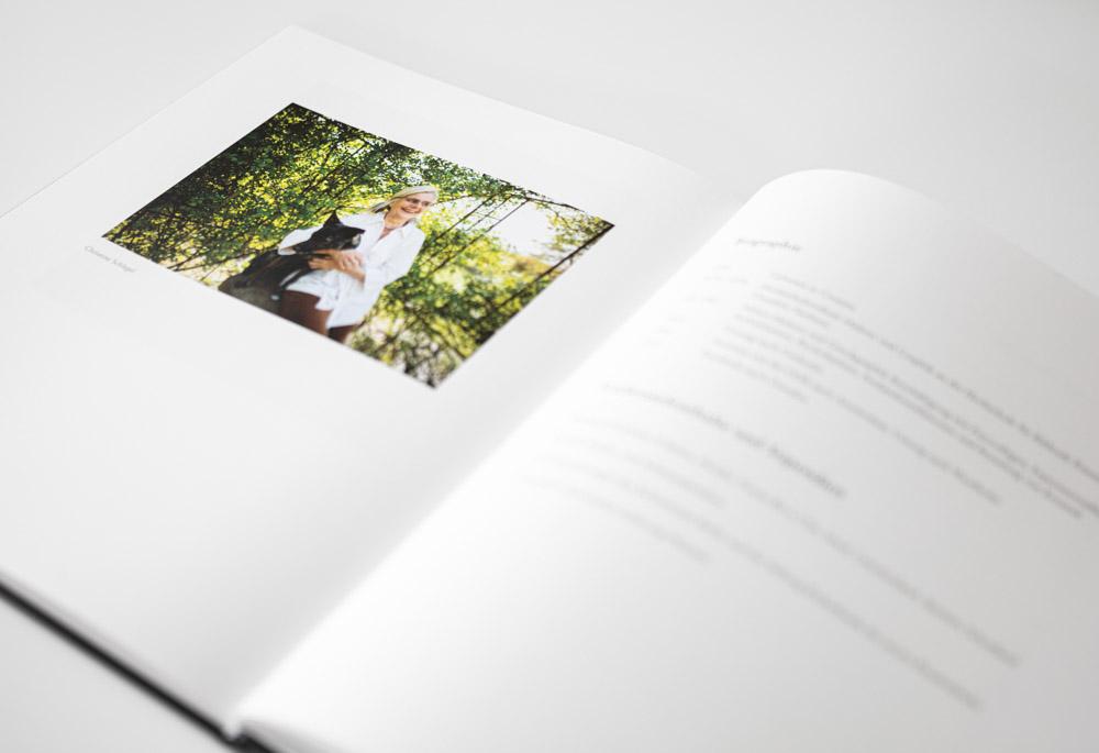 Buchveröffentlichung Christine Schlegel in Österreich Fotograf Dresden Ken Wagner