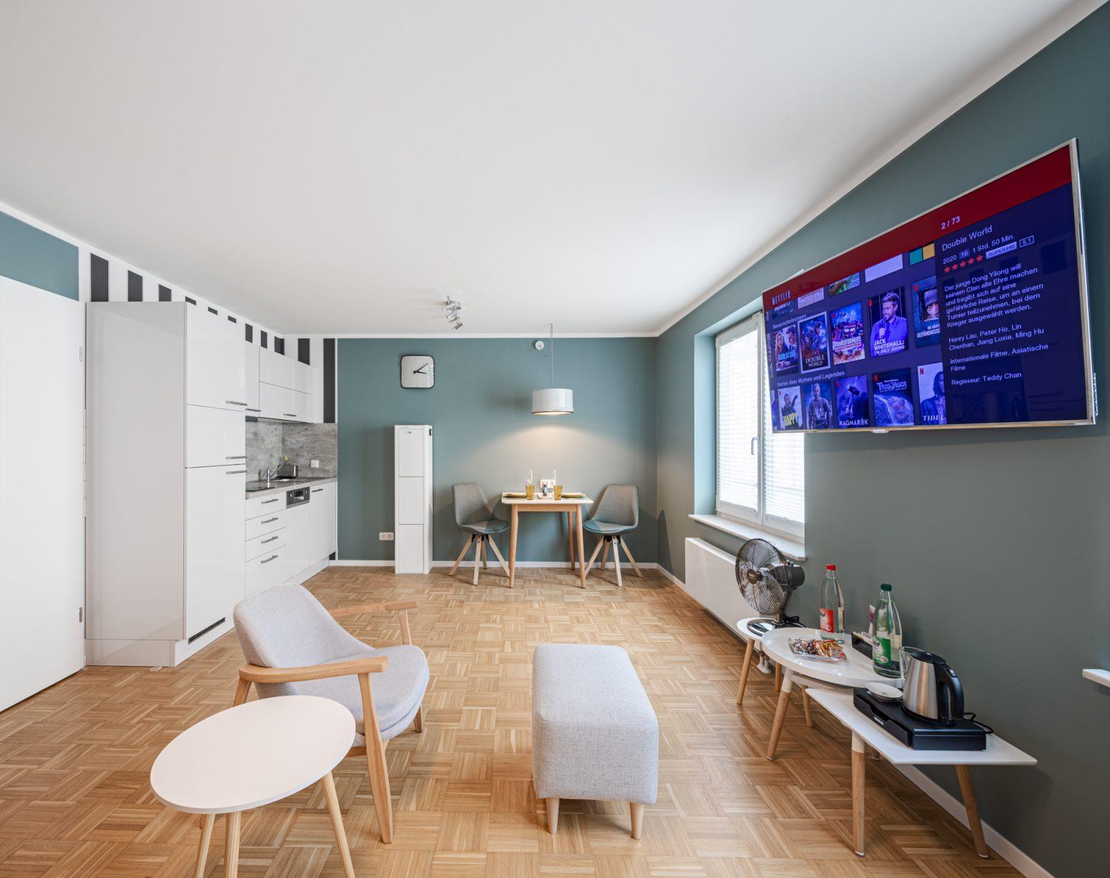 AIRBNB Wohnung Dresden - Interiorfotografie Ken Wagner
