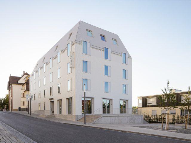 Bergamo in Ludwigsburg - Architekturfotograf Stuttgart & Dresden Ken Wagner