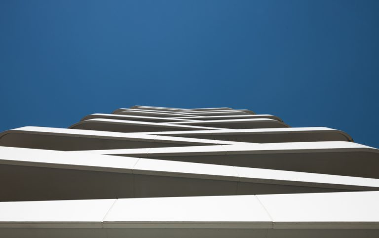 Sky Tower in Bietigheim bei Ludwigsburg - Architekturfotograf Stuttgart Dresden Ken Wagner