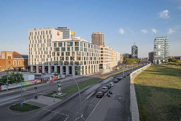 East Side Gallery Berlin - Architekturfotografie Berlin Ken Wagner