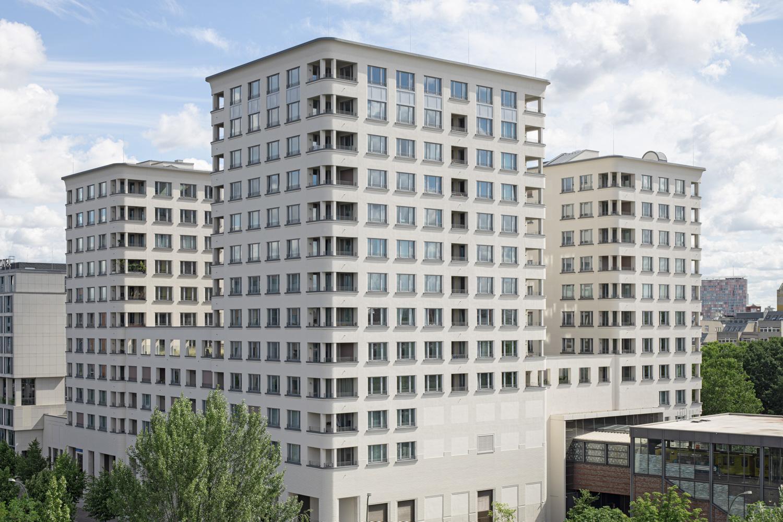 high Park Berlin am Potsdamer Platz - Architekturfotografie Ken Wagner