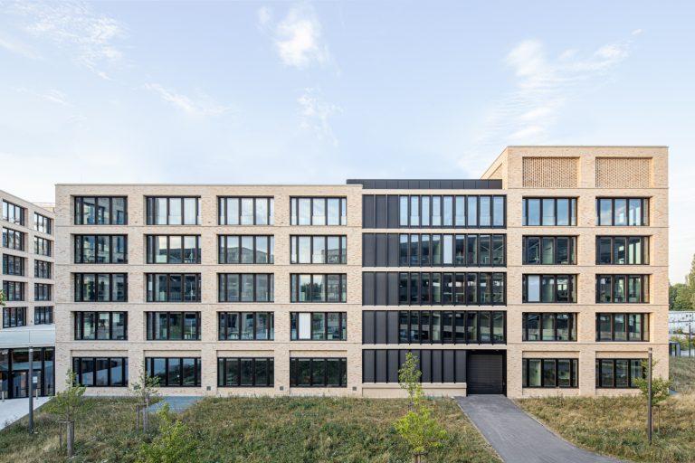W&W Gruppe Campus Architekturfotografie Ludwigsburg Ken Wagner