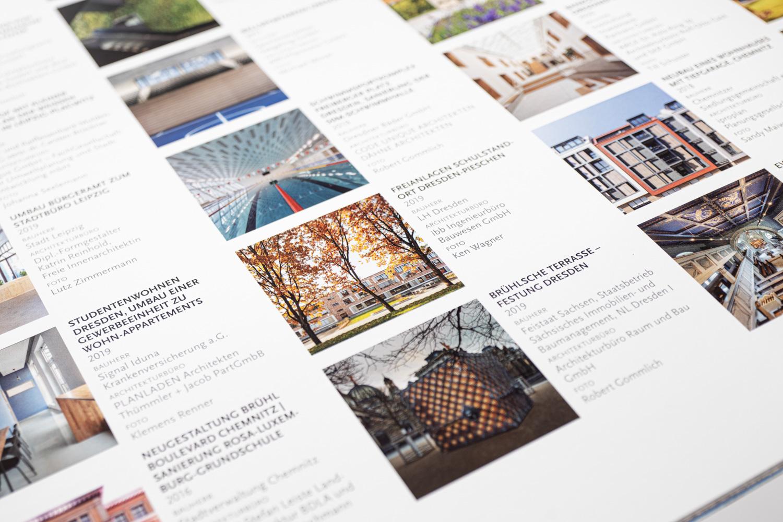 Architektenkammer Sachsen Jahreskalender Architekturfotografie Dresden