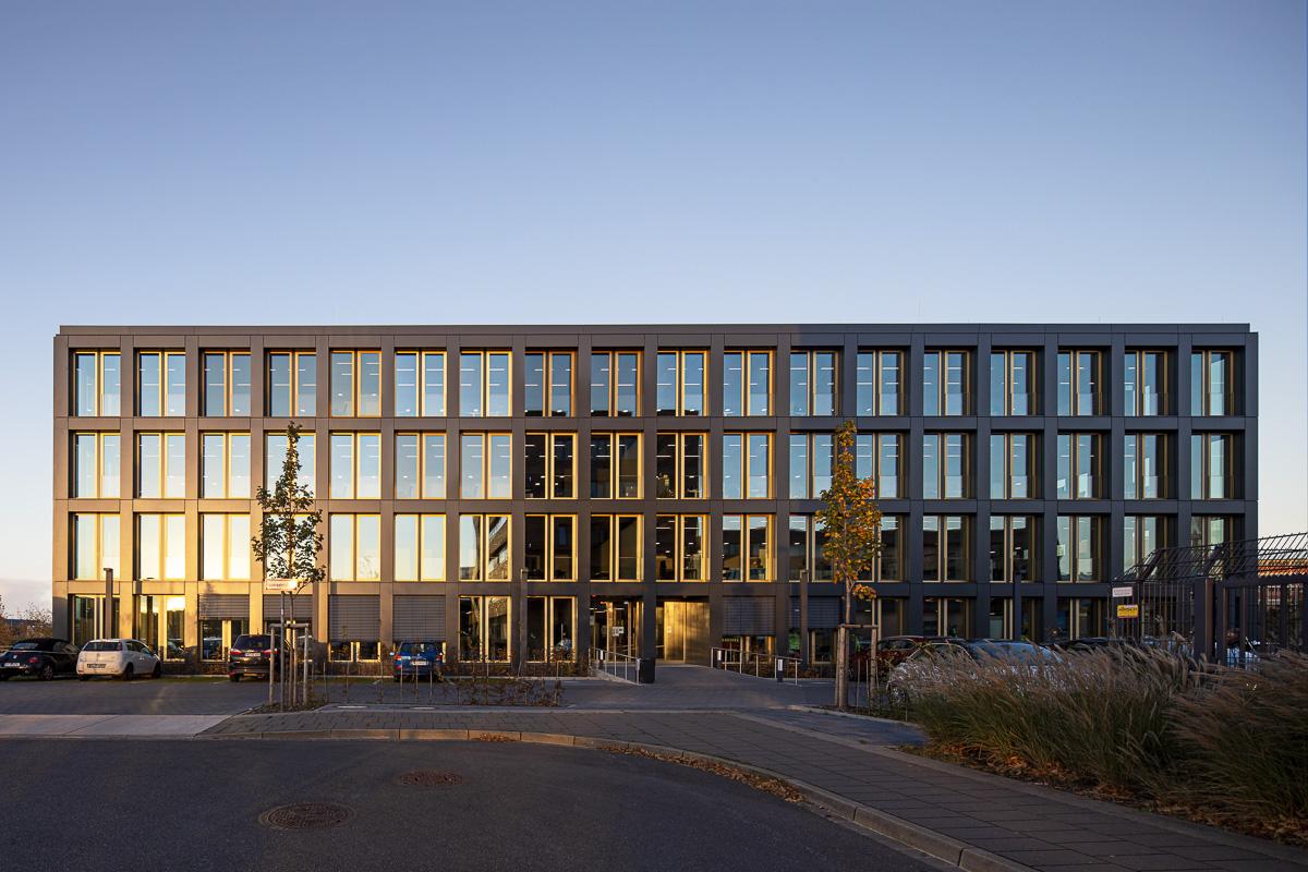 Handwerkerhaus Bremen Überseestadt Architekturfotograf Ken Wagner