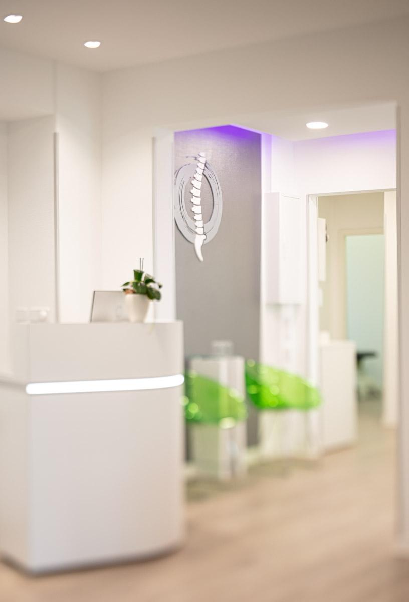 Physiotherapiefachpraxis Heynold auf der Papsdorfer Straße - Lichtmänner GmbH
