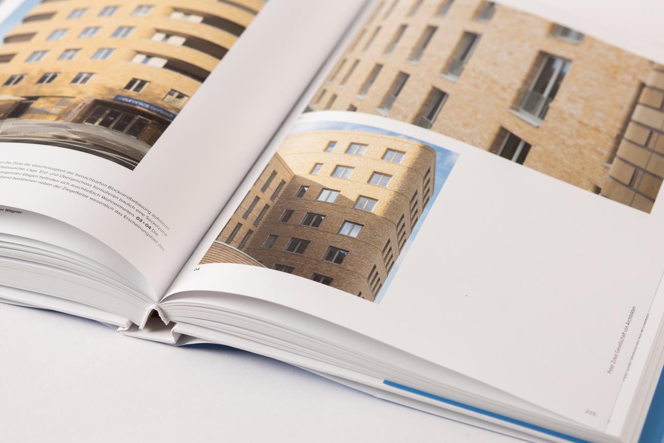 Jahrbuch der Architektur Peter Zirkel Architekturfotograf Dresden Detail Striesener Straße Wgj Neubau
