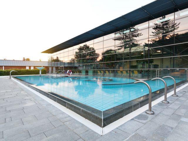 Außenbecken - Geibeltbad - Schwimmbad - Pirna
