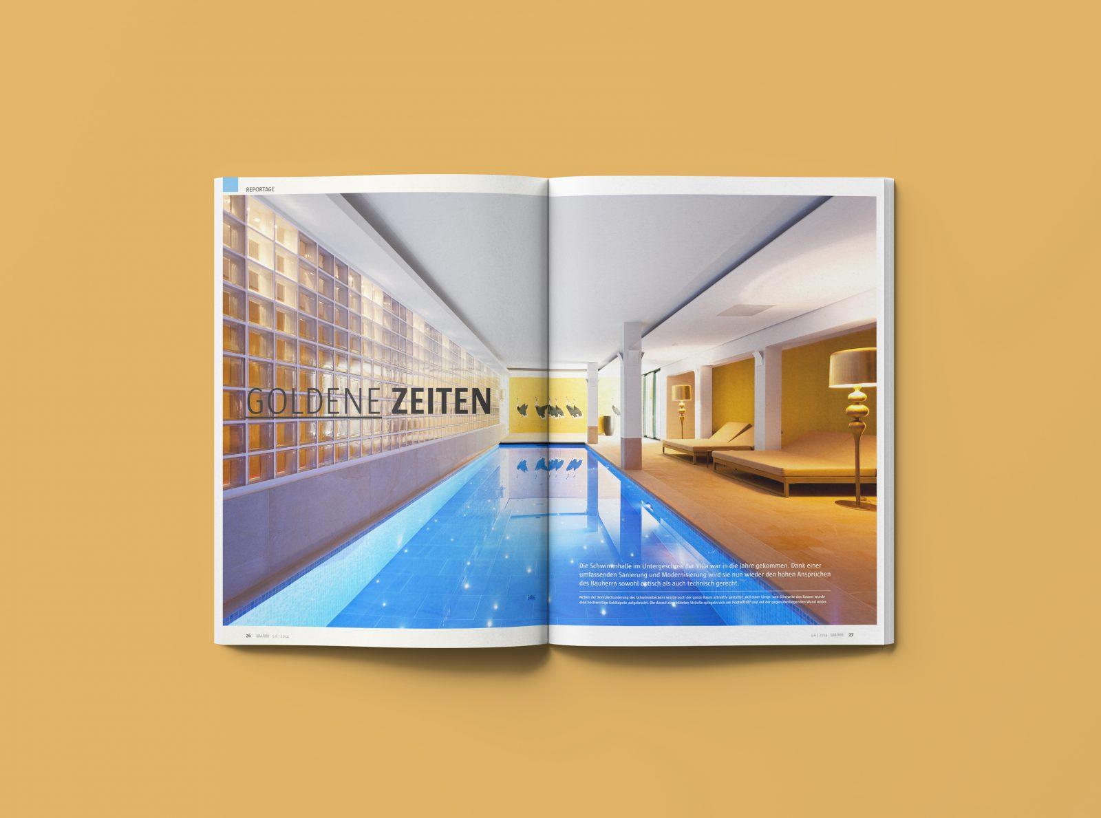 Hütel & Mess Schwimmbadfotografie Schwimmbadtechnik Swimmingpools